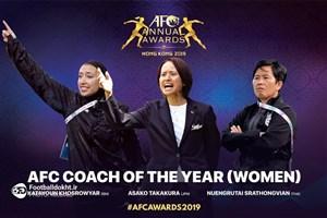 مربی سال آسیا در بین انتخاب های فدراسیون فوتبال نبود!