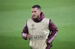برنامه ویژه رئال مادرید برای بازگشت هازارد