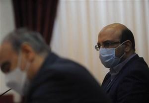 مشکل حقامضای خلیلزاده چهارشنبه حل میشود