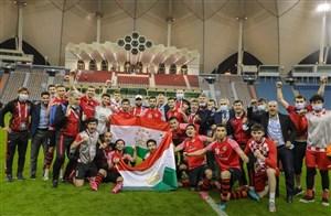 حریف پرسپولیس، جوانترین تیم لیگ قهرمانان