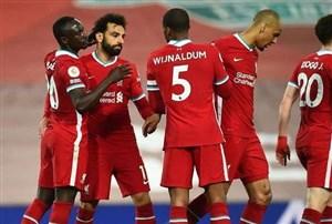 لیورپول 2-0 ساوتهمپتون: امید سهمیه زنده ماند