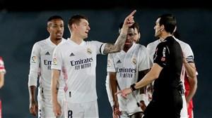 وی ای آر و ضرری که به رئال مادرید و بارسا زد
