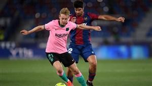 بارسلونا با یک غایب بزرگ در آخرین بازی نوکمپ