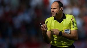 رسمی؛داور بازی فینال لیگ قهرمانان اروپا مشخص شد