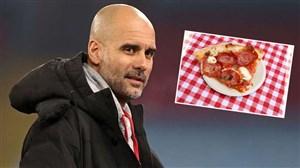 گواردیولا: بهترین لحظه جشن وقتی بود که پیتزا رسید