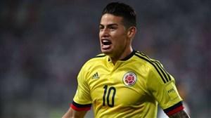 حیرت خامس پس از خط خوردن از تیم ملی کلمبیا