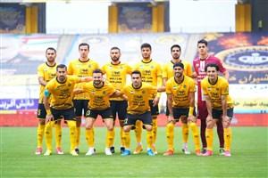 تساوی طلایی پوشان فوتبال ایران در کردان