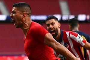 زخم سومین گلزن تاریخ بارسا به رئال مادرید! (عکس)