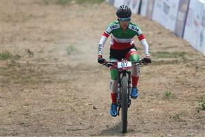 آخرین وضعیت دختر رکابزن ایران پس از زمین خوردن