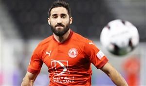 محمدی بهترین آسیایی لیگ ستارگان قطر