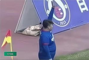 یک اشتباه بزرگ در انعکاس خبر فوتبالیست چاق چینی