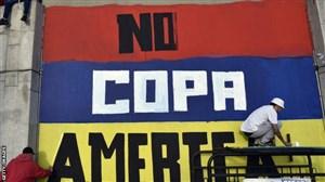 میزبانی کوپا آمریکا از کلمبیا گرفته شد