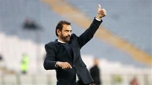 بازگشت فیروز کریمی به فوتبال با تراکتور (عکس)