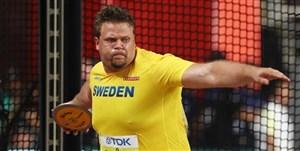 رکورد 70 متری رقیب حدادی در آستانه المپیک