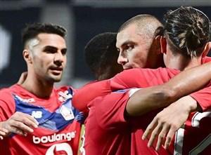 پیروزی بیحاصل PSG؛ لیل قهرمان فرانسه شد