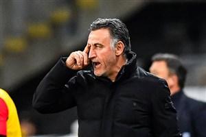رسمی؛ سرمربی تیم قهرمان لیگ فرانسه استعفا داد