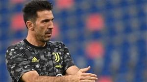 چراغ سبز بوفون برای بازگشت به تیم ملی ایتالیا