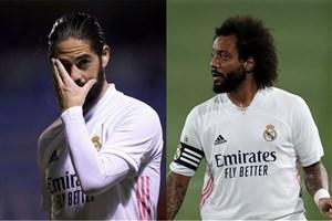 آاس: سه بازیکن در آستانه جدایی از رئال مادرید
