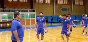 جام باشگاهها، یک اردو تا حضور نماینده هندبال ایران در آسیا