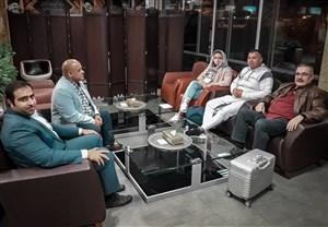 رئیس فدراسیون جهانی پاورلیفتینگ وارد تهران شد