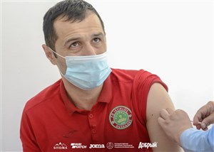 استقلالیهای دوشنبه واکسن زدند(عکس)