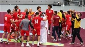 قهرمانی هندبال العربی با لژیونر ایرانی در امیرکاپ