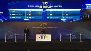 شوک اول به رقابتهای انتخابی جامجهانی در آسیا
