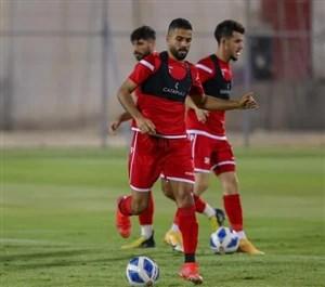 اولین تمرین بحرین برای مسابقات مقدماتی جام جهانی