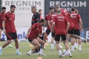لیست نهایی بازیکنان تیم ملی ترکیه برای یورو 2020