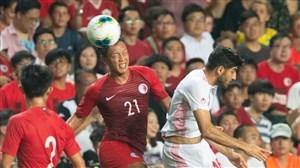 دو پنالتی مشکوک در بازی تیم ملی در 5 دقیقه