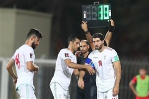 انصاریفرد سومین گلزن برتر انتخابی جام جهانی