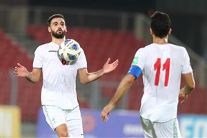 احمد نور و یک آمار جالب در تیم ملی (عکس)