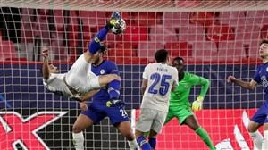 گل طارمی، بهترین گل لیگ قهرمانان اروپا شد