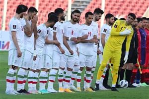 اعلام ترکیب تیم ملی ایران مقابل بحرین