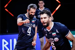 ترکیب بلندقامتان ایران مقابل تیم ملی آلمان