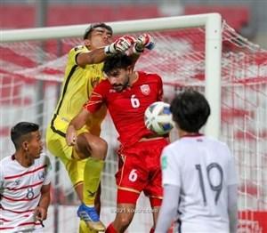 بحرین با یک تیم جدید مقابل ایران !