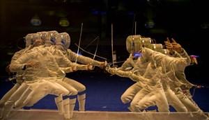 معرفی چهارمین شمشیرباز اعزامی به المپیک