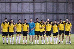 خط خورده های تیم ملی مقابل بحرین