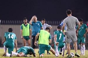باقری – ماریو و ملادن؛ آماده شروع تمرینات تیم ملی