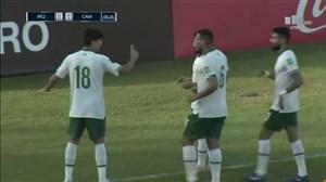 تاریخسازی مهاجم عراقی در مقدماتی جام جهانی