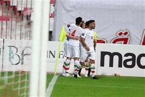 دل ربایی یک بازیکن تیم ملی در بحرین