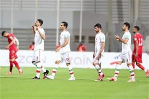 تیم ملی عصبانی شد و زخم را خوب کرد!