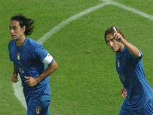 دو اسطوره ایتالیا مهمان ویژه بازی افتتاحیه یورو