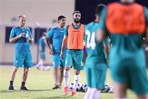 کاوه رضایی و ایفای نقش جدید در تیم ملی (عکس)