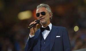 اجرای خواننده معروف ایتالیایی در افتتاحیه یورو
