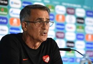 گونش: با حفظ تمرکز میتوانیم ایتالیا را شکست دهیم