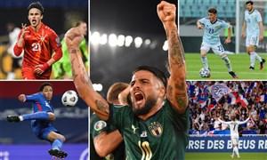 لحظه به لحظه با اولین روز یورو 2020 (زنده)