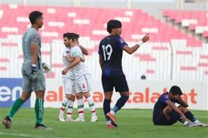 پرنده بالاخره در تیم ملی هم گل زد