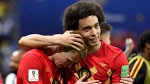 غیبت دیبروین و ویسل در بازی اول بلژیک در یورو