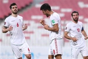 ایران 10 - کامبوج 0؛ درخشش تیم سایه